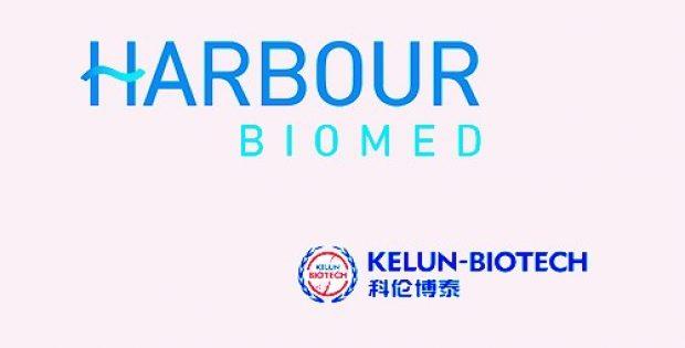 harbour biomed collaborates kelun biotech