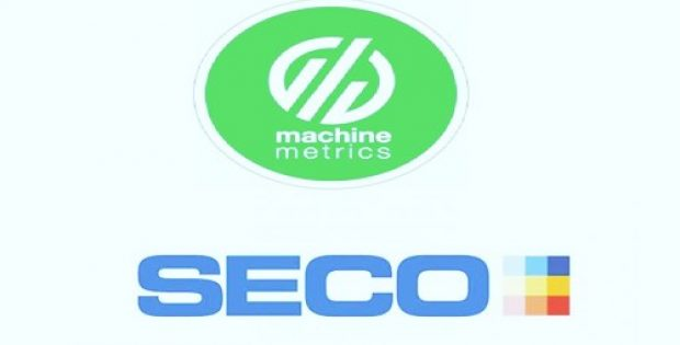 machinemetrics seco tools manufacturing analytics