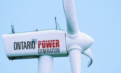 ontario power generation buys eagle creek