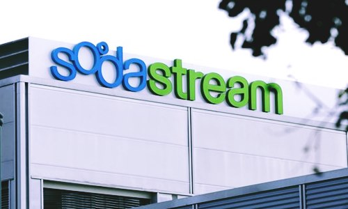 pepsico announces plans sodastream