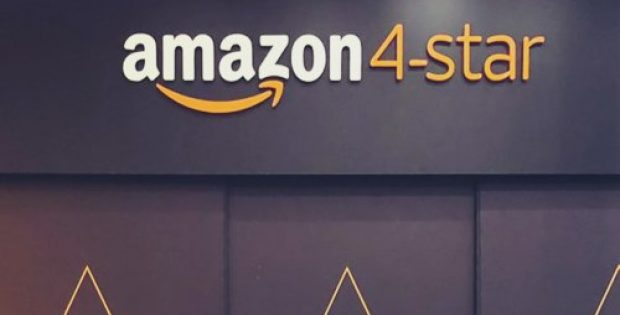 amazon physical store selling 4 star products