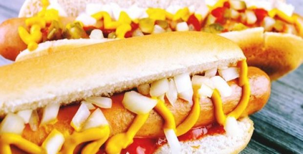ikeas iconic vegetarian hot dog