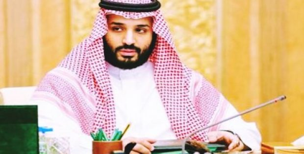 saudi arabias crown prince affirms aramco ipo