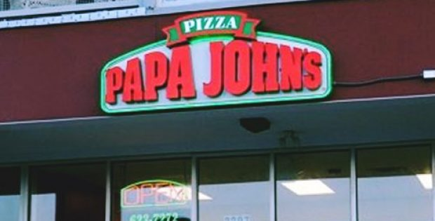 trian acquire pizza chain papa johns international