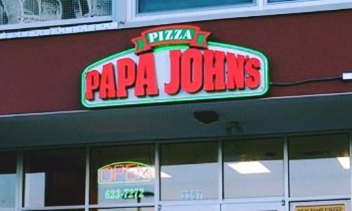 trian acquire pizza chain papa johns international