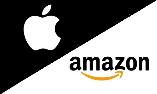 Amazon, Apple team up to sell more products in India & other markets