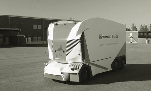 Ericsson, Telia and Einride power electric autonomous trucks using 5G