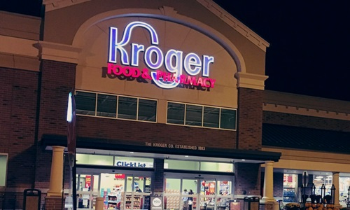 Kroger, Ocado to develop U.S. first automated warehouse in Cincinnati