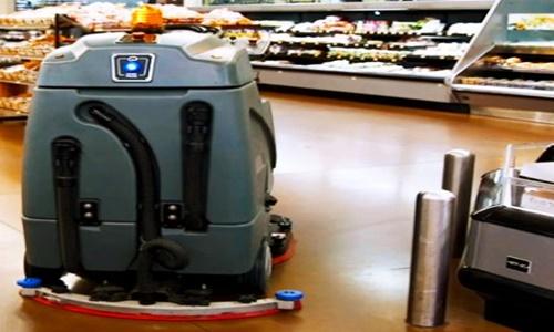 Walmart to enlist autonomous robot janitors