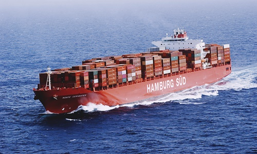 CNCo inks deal with Hamburg Süd to acquire its bulk shipping business