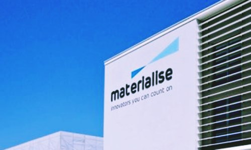 Materialise and BASF