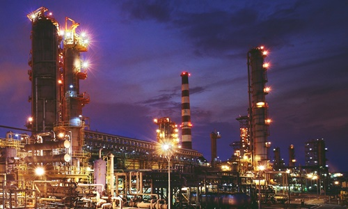 Exxon Mobil approves project to expand capacity of Texas oil refinery