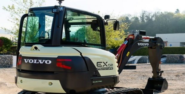 Volvo CE to launch electric compact excavators, wheel loaders in 2020
